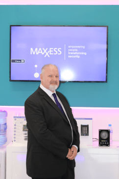 Maxxess MAXDashboard DI gets the crowds talking at Intersec 2017