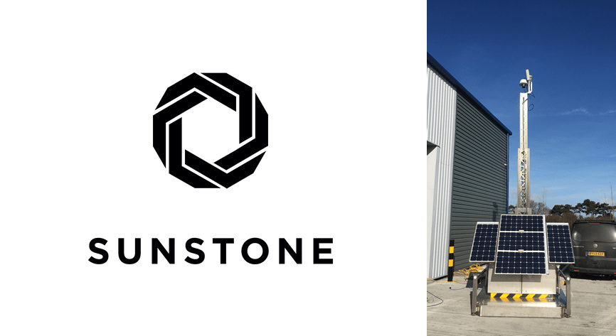 Sunstone IP Systems develops Solar Powered Security System