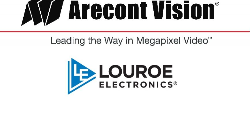 Arecont Vision Technology Partner Program welcomes Louroe Electronics