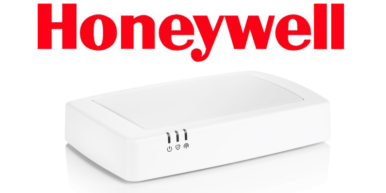 Honeywell security panels for connected home security systems