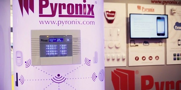Pyronix at Intersec 2015