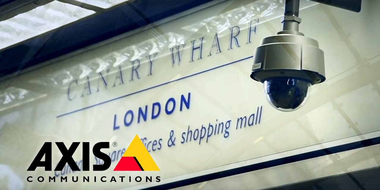 axis London Underground Canary Wharf Station