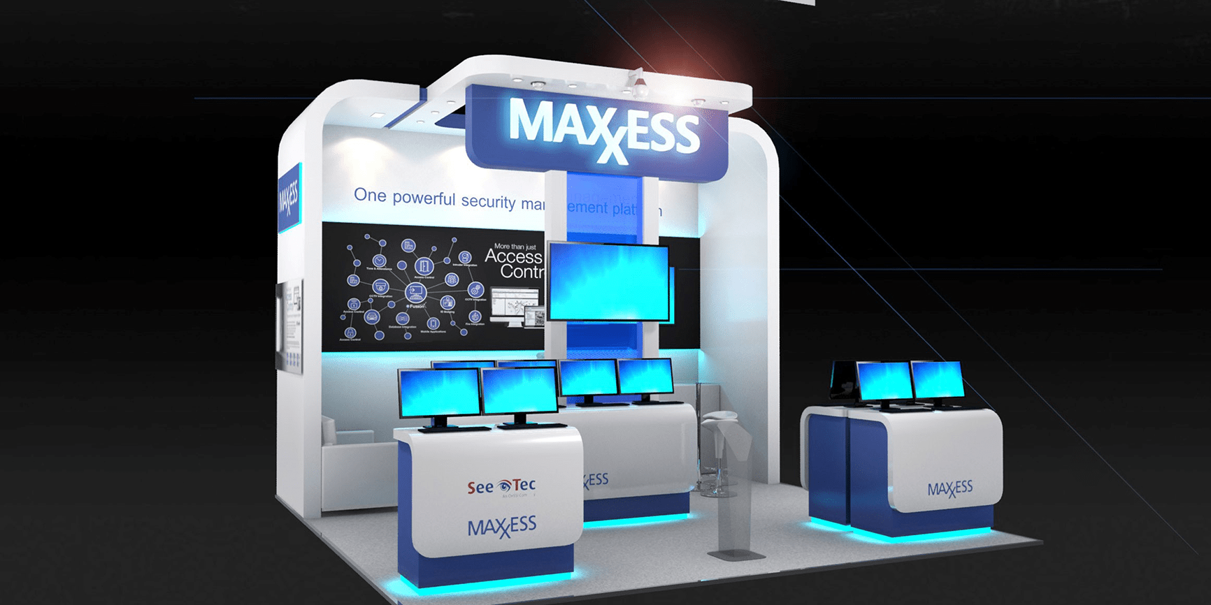 Maxxess to launch Ambit IPS workplace tracking at IFSEC
