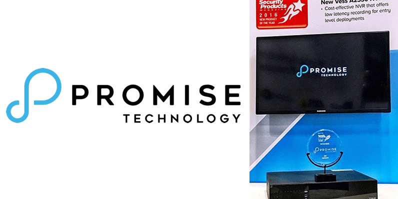 Promise Vess A2330 wins 2016 New Product of the Year Award