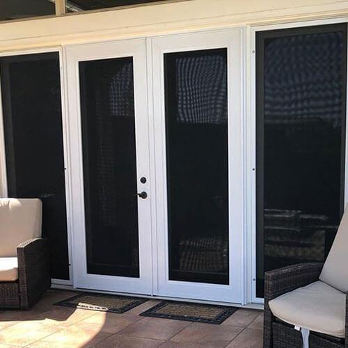 security screens for windows doors