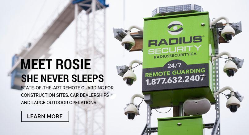 Security Alarm Vancouver