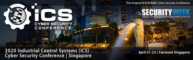 Singapore ICS Cyber Security Conference ce