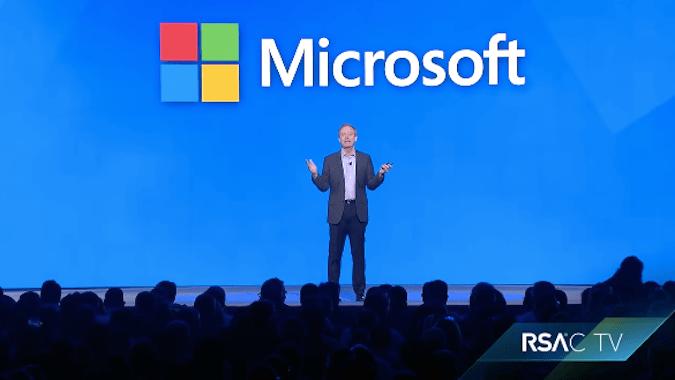 Brad Smith Keynote at RSA Conference  2017