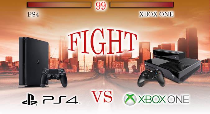 PS4 vs XBOX Encryption