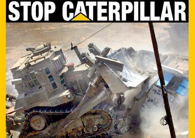 DDoS Attacks Against Caterpillar
