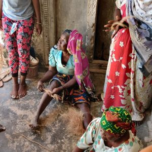 SEC International School Zanzibar Coconut Farm Field Trip