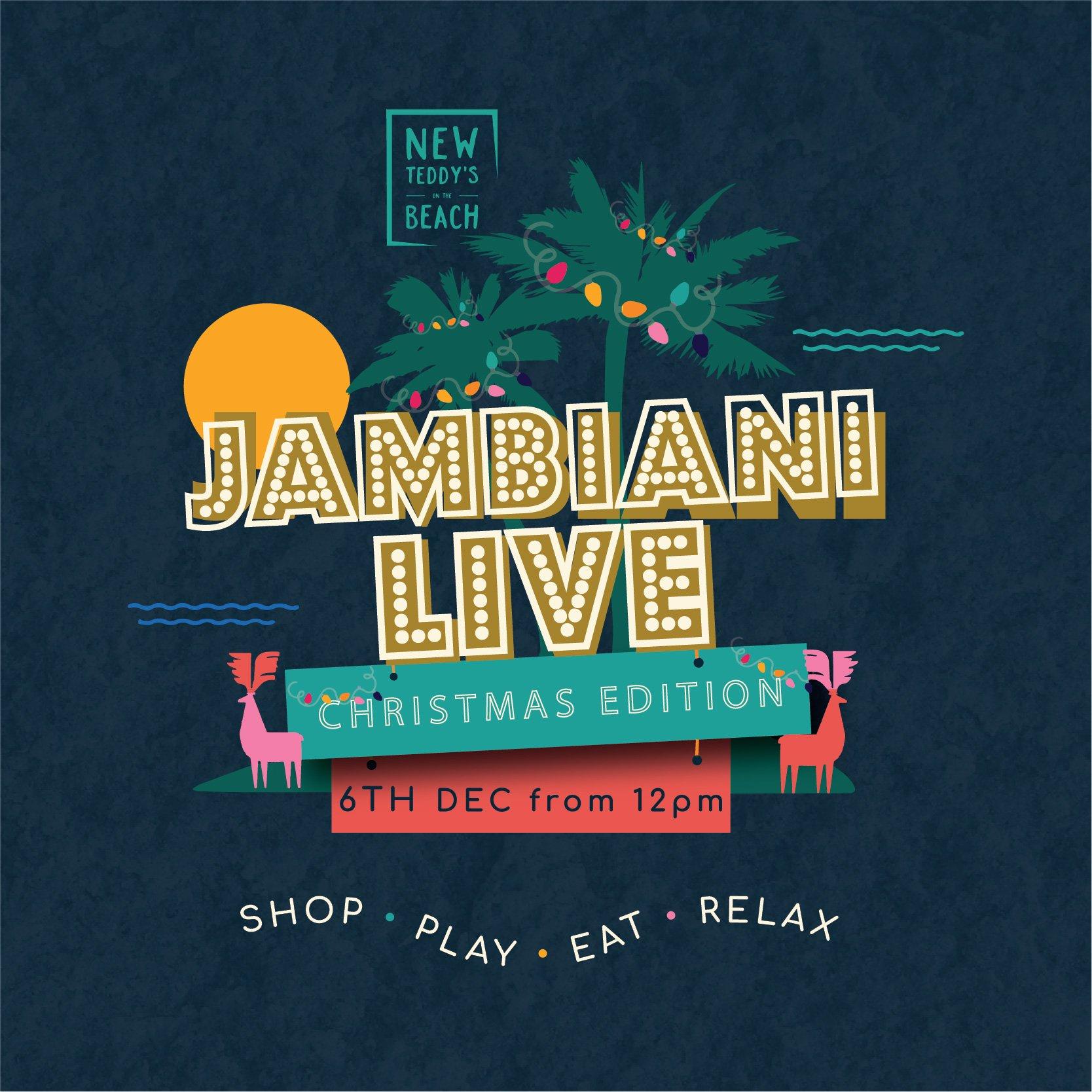 Jambiani Live New Teddys