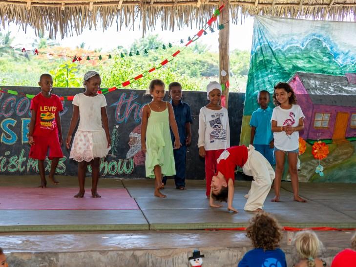 SEC International School Zanzibar Christmas 2020