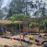 Sec International School Zanzibar Playground Renovation