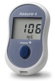 SES_Arkray_assure_4_blood_glucose