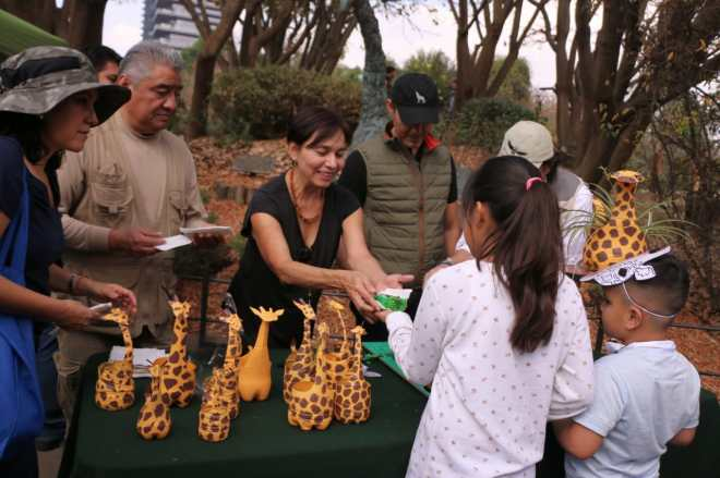 Celebra Zoológico de Chapultepec nacimiento de Sicarú