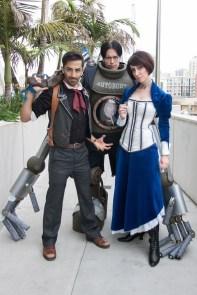 Bioshock-Infinite-Cosplayers-SDCC-2013