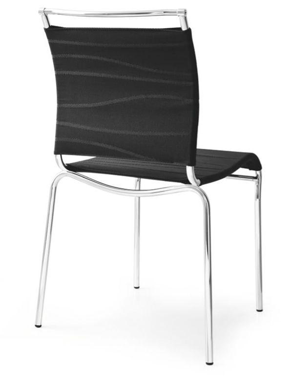 CB93 Air: Stuhl Connubia - Calligaris, Metall und Netz in ...