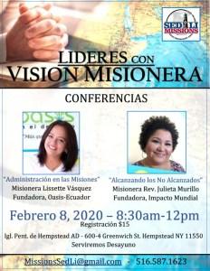 Lideres Con Vision Misionera