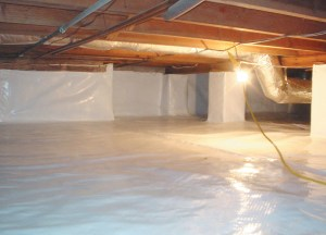 Crawl Space Encapsulation Company in Charlotte, NC