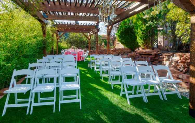 Sedona Destination Wedding Package Lantern Light Inn