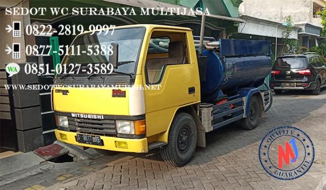 Jasa Sedot Wc Surabaya Timur Termurah