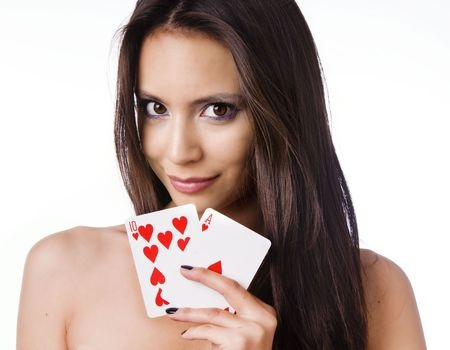 black jack woman playing hearts - Speed Seduction 5.0 : Last Speed Seduction Rapid And Total Success With Women (Deluxe Package)