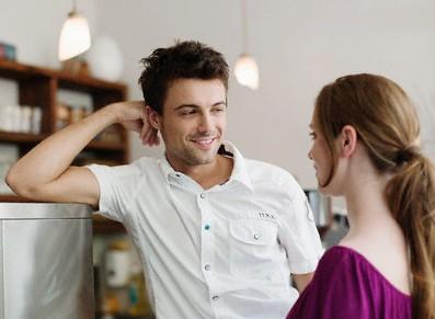 Flirter avec les femmes