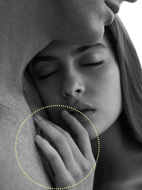 seduire un homme par le toucher