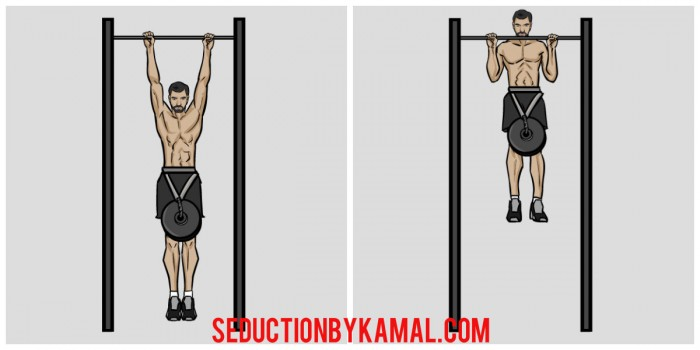 Pull ups exercice musculation