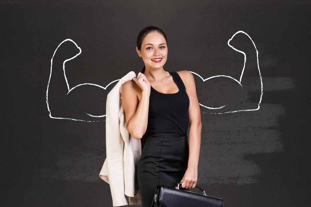 comment devenir une femme forte