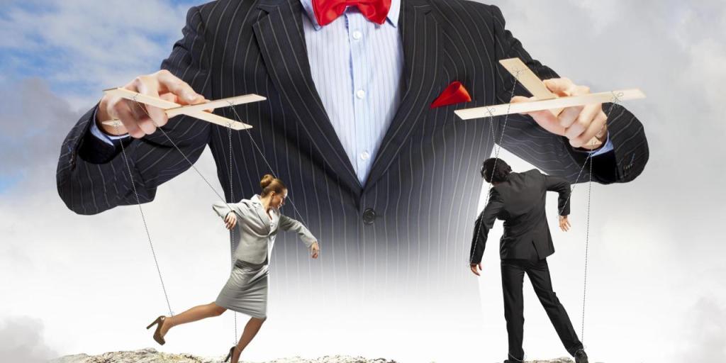 Comment manipuler les gens