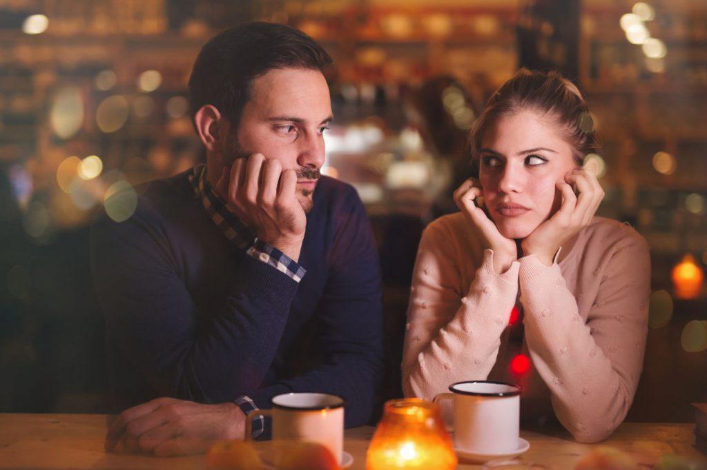 Erreur Eviter Avec Une Femme