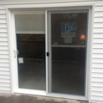 Walkout basement door