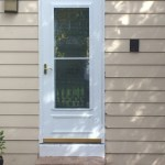 rear door installation