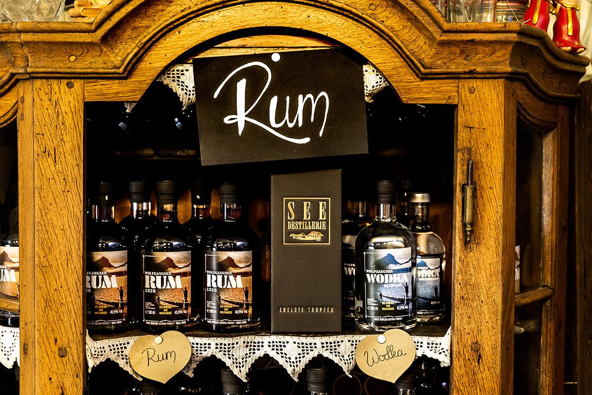 Rum aus der SEE-DESTILLERIE®