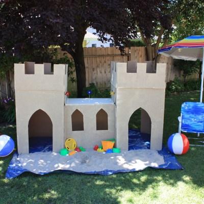 Backyard Beach Party