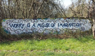Oregon Love: Graffiti With A Message