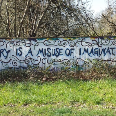 Oregon Love: Graffiti With A Message