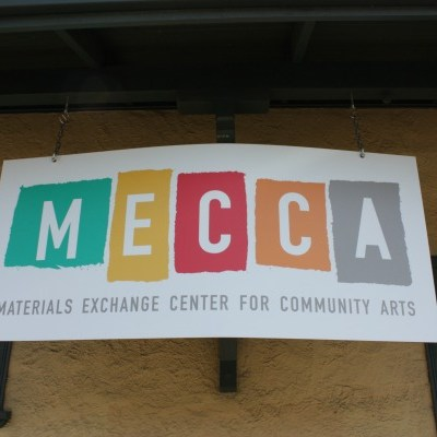 MECCA – Upcycle Heaven for Makers, Crafters, and Artists