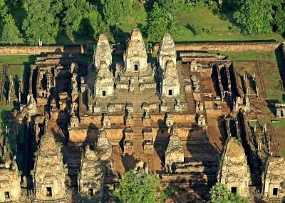 Cambodia's Secret Temples