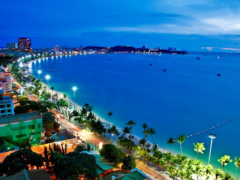 Pattaya Beach Front