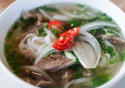 Vietnamese Cooking & Vespa Food Tours