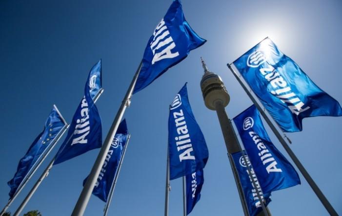 Allianz blago povećao dobit u trećem kvartalu