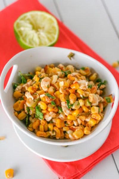Esquites - Mexican Street Corn Salad