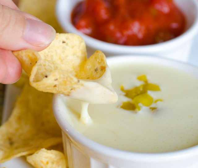 Queso Blanco The Best Recipe For White Cheese Dip Leaked From Your Favorite Mexican Restaurant