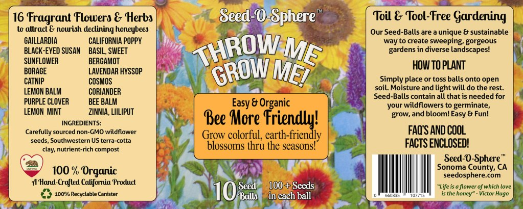 BEE MORE FRIENDLY FLOWER BLEND