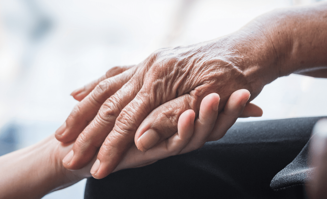 How to recognize the need to provide care for a loved one