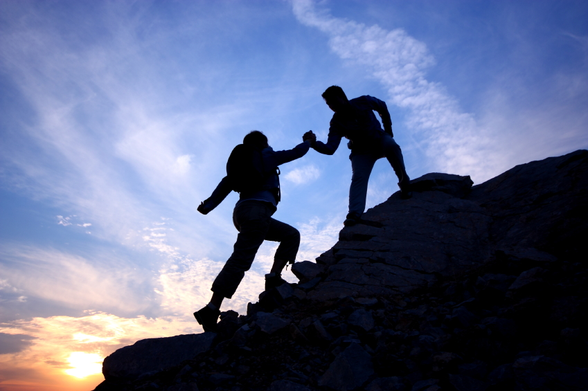 Image result for helping up