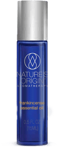 Can of Nature's Origin aromatherapy